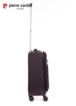 Pierre cardin unisex чемодан для ручной клади4 фото