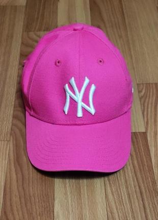 Кепка ny yankees womens pink 940 - new era