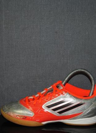 Футзалки adidas adizerо f-10 34 р