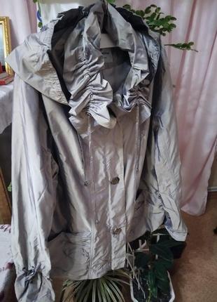 Куртка ветровка р 50