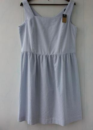 Платье из органического хлопка yessica