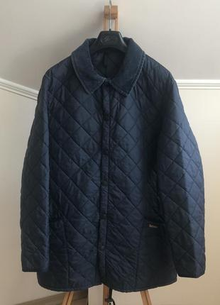 Barbour liedesdale jacket стеганая куртка англия