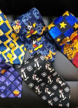 Коллекция итальянских галстуков