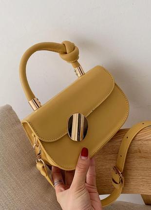 Новая интересная сумочка