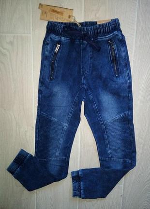 Брюки джинсовые,очень комфортный пошив!