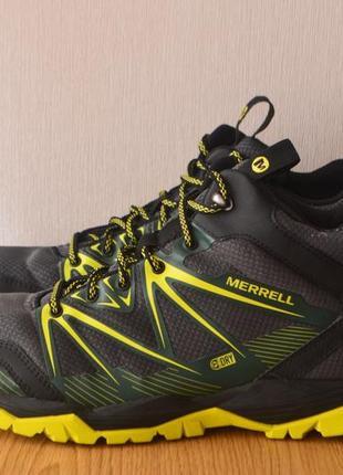 Ботинки merrell capra rise
