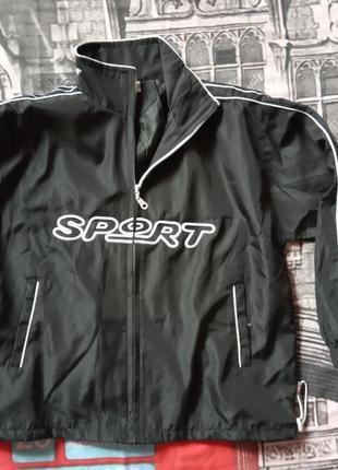 Куртка ветровка sport