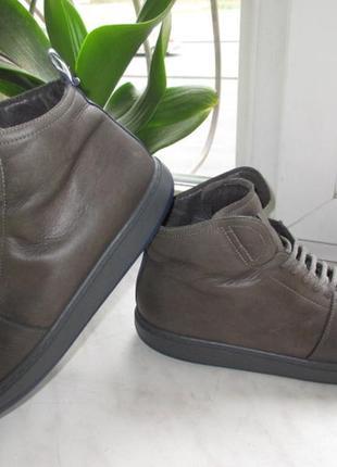 Кожаные деми ботинки camper 43 р