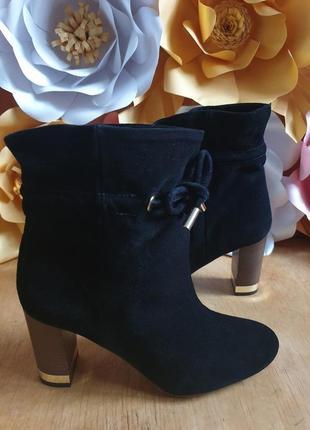 Новые натуральные фирменные ботинки