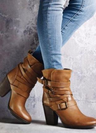 Steve madden yale коричневые сапоги сапожки ботинки ботильоны