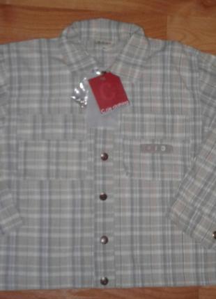 Хлопковая рубашка c.cie clothing