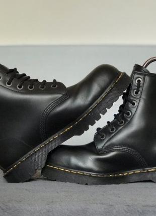Ботинки dr.martens сапоги dr. martens размер 43 оригинал кожа
