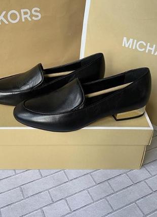 Лоферы туфли michael kors