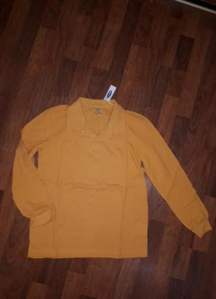 Рубашка поло old navy l 10-12
