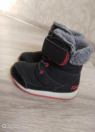 Reebok!сапоги сапожки ботинки