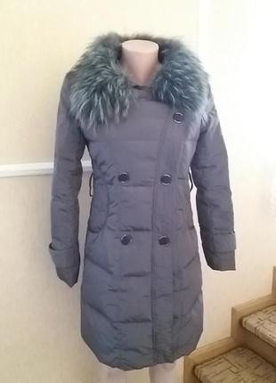 Куртка пальто пуховик еврозима