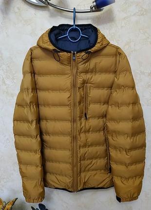 Куртка мужская демисезонная на тонком синтепоне