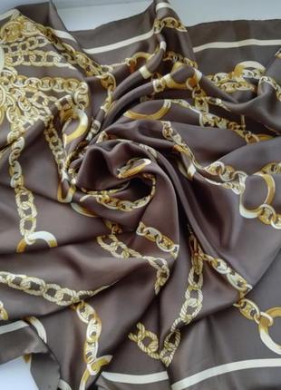 Німецький фірмовий шовковий платок codello!!