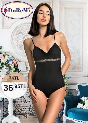 Doremi кружевной bodysuit