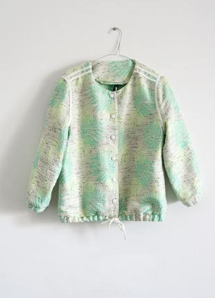 Очень нарядная летняя куртка eksept