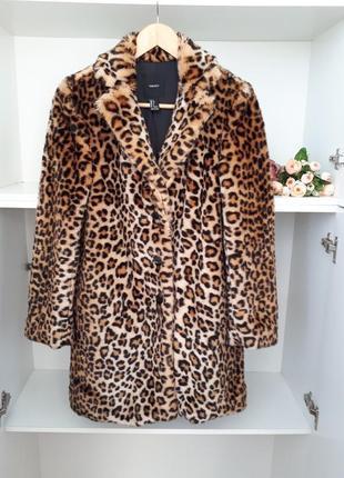 Искусственная шуба пальто