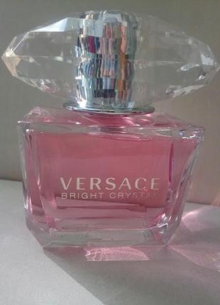 Духи versace bright crystal 90 ml