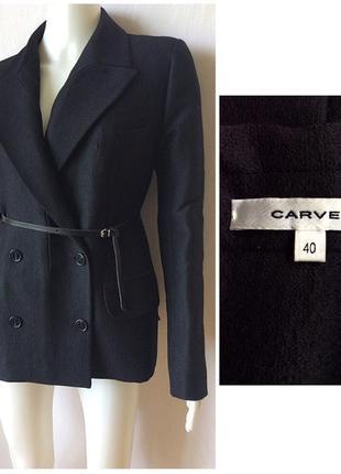 Carven ультра стильный статусный жакет шикарнейшего качества