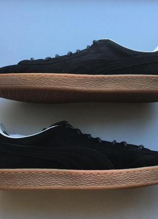 Новые кроссовки кеды puma basket classic winterized