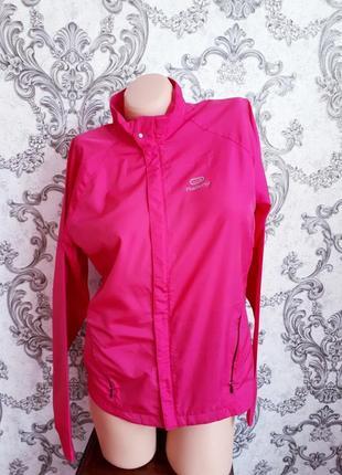 Легкая ветровка спортивная куртка пайта дождевик kalenji