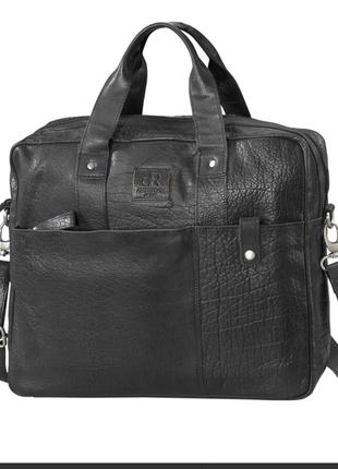 Rd amsterdam! статусная сумка для деловых людей для документов, ноутбука, планшета