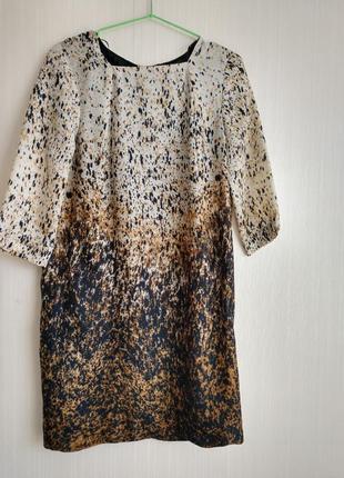 Платье нереальной расцветки