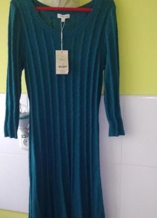 Вязаное платье в косы от monsoon