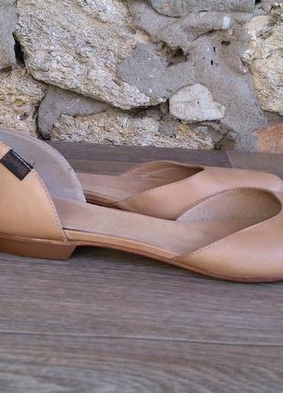 Camper 39 размер, лодочки туфли,оригинал,кожа