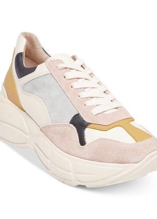 Цветные кроссовки steve madden