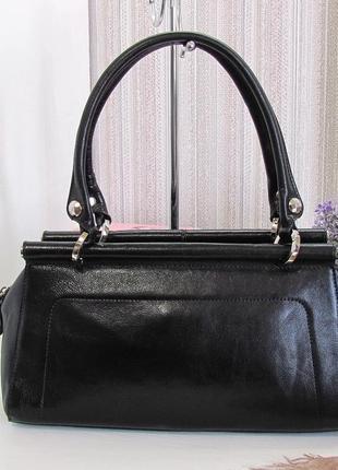 Актуальная сумка jasper conran, британия, натуральная кожа