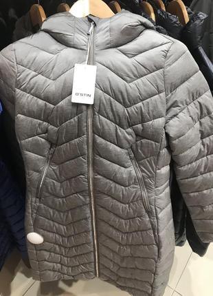 Пальто пуховик куртка ostin3 фото