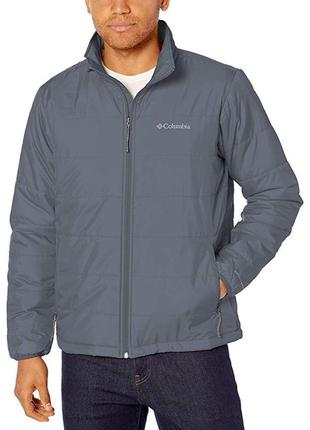Демисезонная мужская куртка columbia saddle chutes