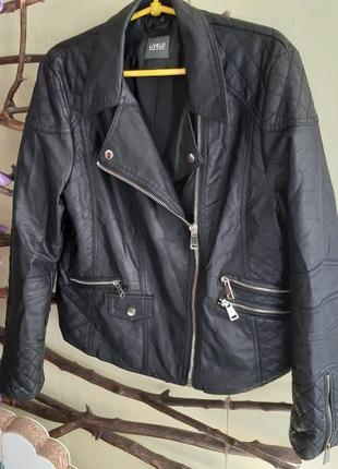 Фирменная куртка косуха .