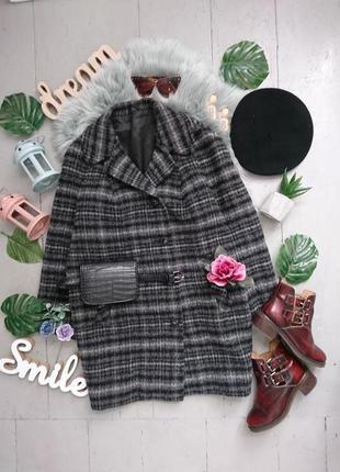 Актуальное шерстяное пальто №10max