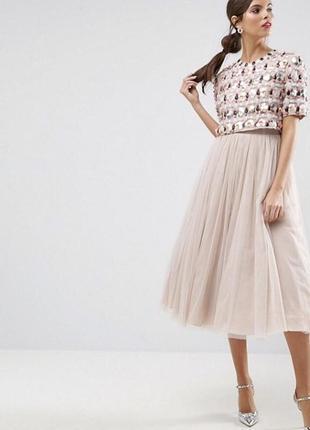 Трендовое платье от asos