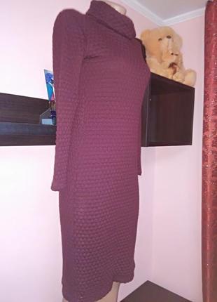 Sale! sale! sale! стильное вязаное платье от enny (польша)
