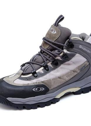 Ботинки salomon expert mid gtx. стелька 26 см