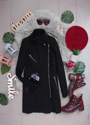 Актуальное пальто косуха №15max