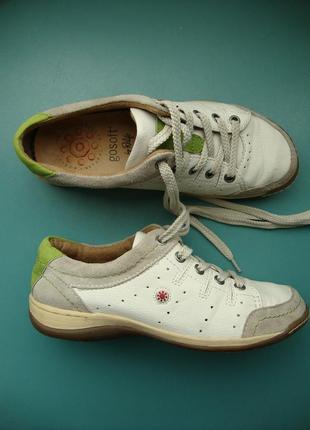 Кроссовки стелька 23см туфли мокасины