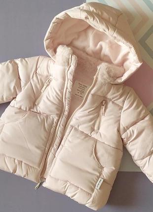 Куртка zara осінь-зима