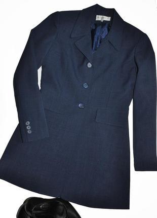 Трендовый длинный пиджак  блейзер от hennes