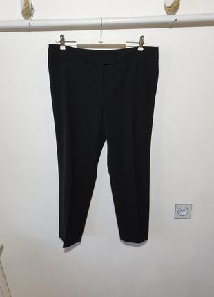 Шерстяные базовые брюки akris