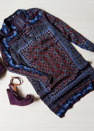 Красивое платье рубашка со шнуровкой