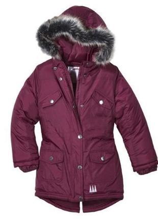 Куртка-парка демисезонная р. 164см 13-14 лет