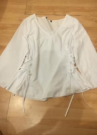 Натуральная рубашка guess